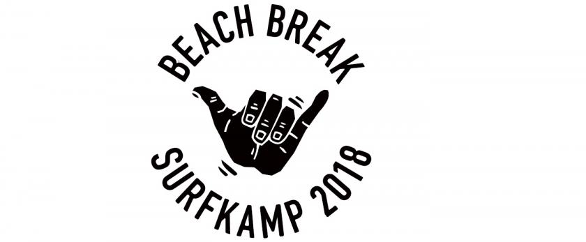Surfkamp 2018 LOGO BeachBreak Surfkamp