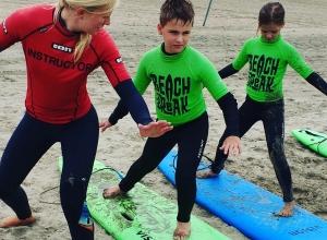 surfles noordwijk surfkamp Zomerkamp surfschool Noordwijk Zomerkamp Surfkamp